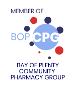 Bay of Plenty Community Pharmacy Group Member